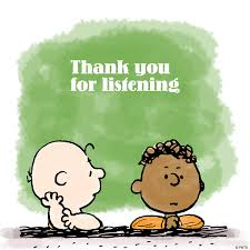 Image result for thank you for listening